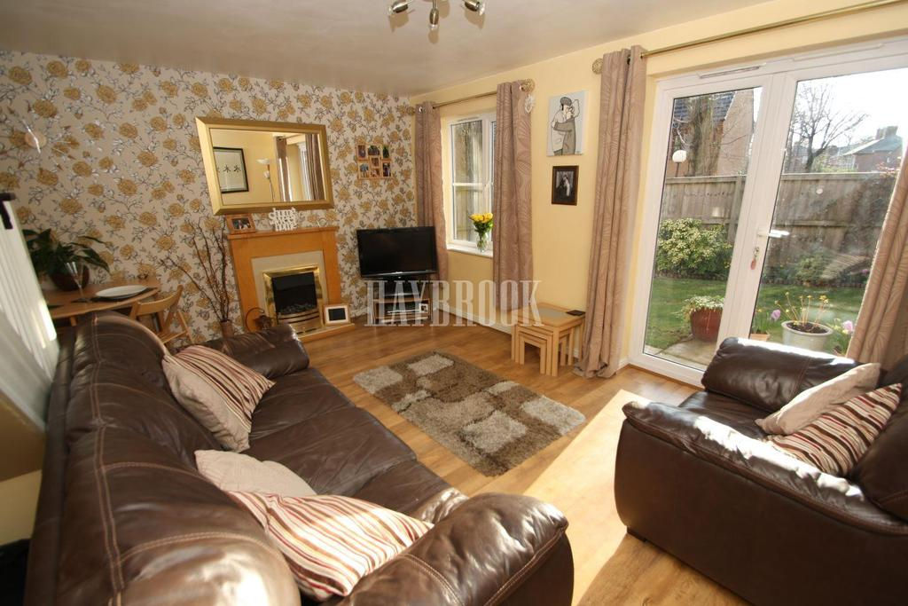 2 Bedrooms End Of Terrace House for sale in Pavilion Way, Firth Park