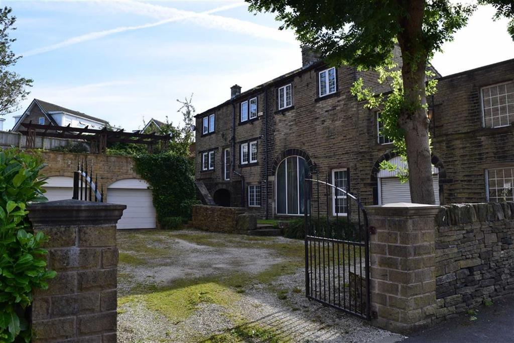 4 Bedrooms Detached House for sale in Mill Moor Road, Meltham, Holmfirth, HD9