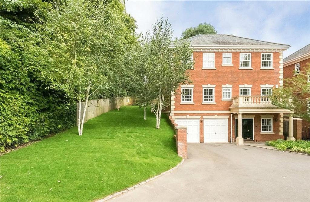 5 Bedrooms Detached House for sale in Georgian Heights, Bourne End, Buckinghamshire, SL8