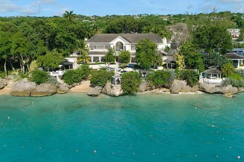10 bedroom villa  - Cove Spring House, The Garden, St James