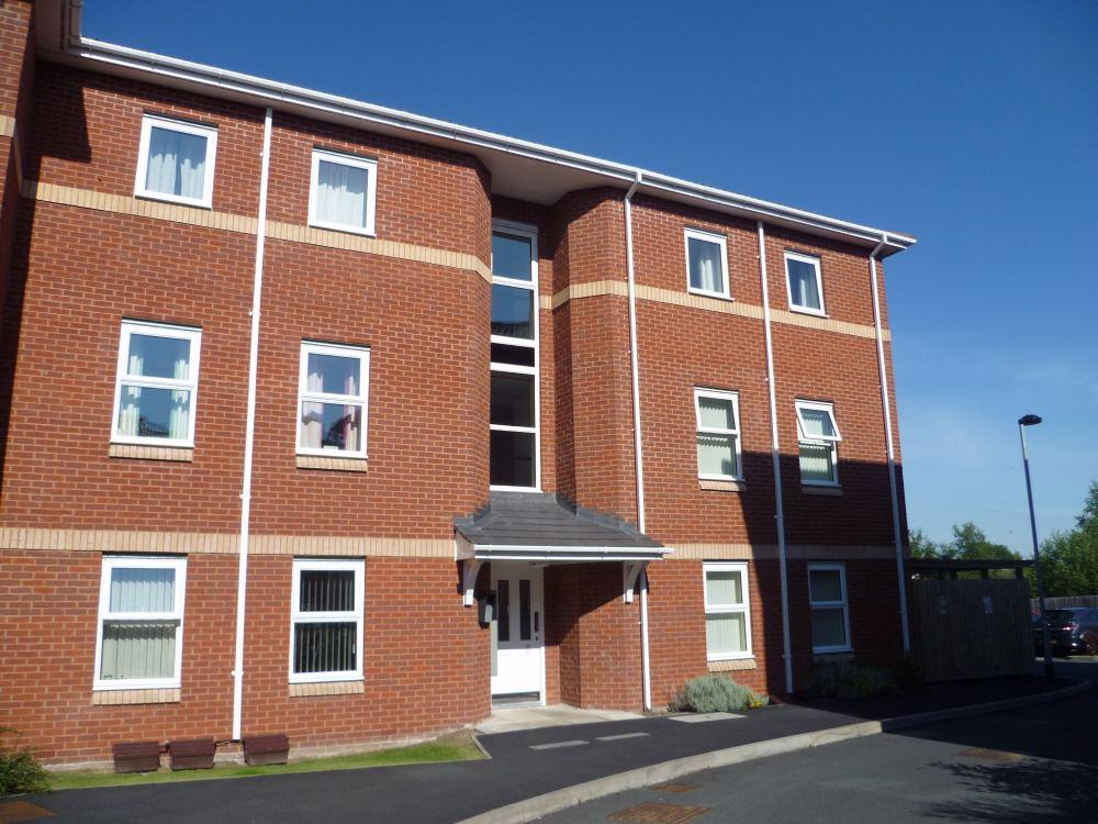 2 Bedrooms Apartment Flat for sale in Pant Glas, Johnstown, Wrexham, LL14