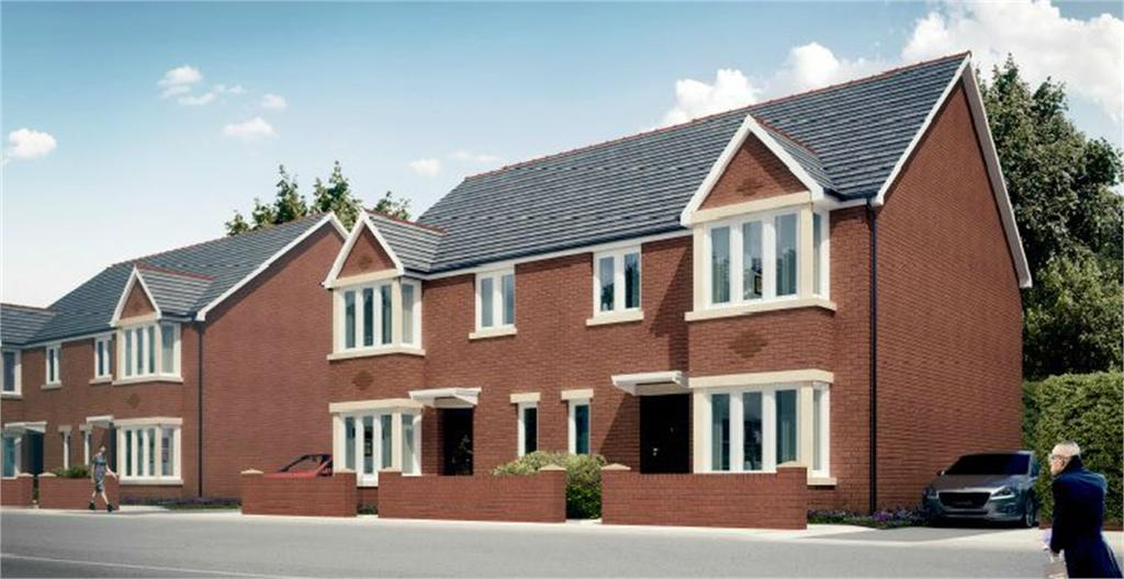 3 Bedrooms Semi Detached House for sale in Bodmin Road, Walton, Liverpool, L4