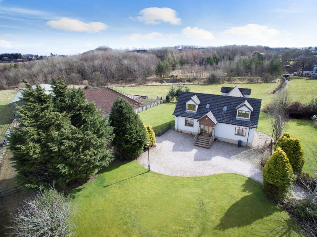5 Bedrooms Detached Villa House for sale in 11 Pilmuir Holdings, Newton Mearns, G77 6PS