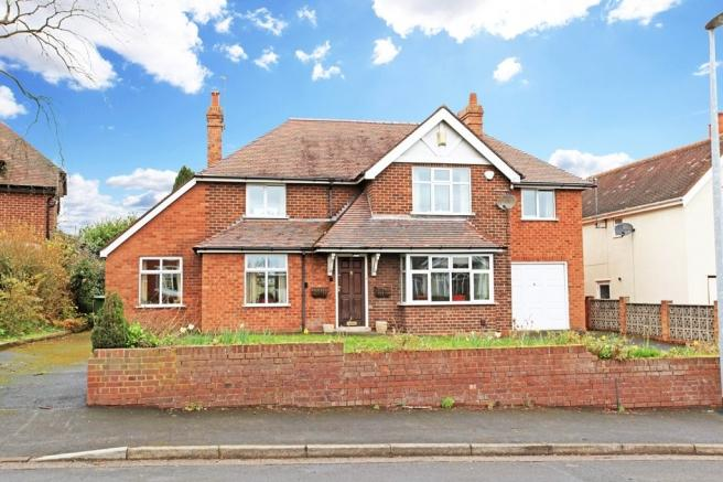 3 Bedrooms Detached House for sale in 20 Golf Links Lane, Wellington, Telford, Shropshire, TF1 2DT