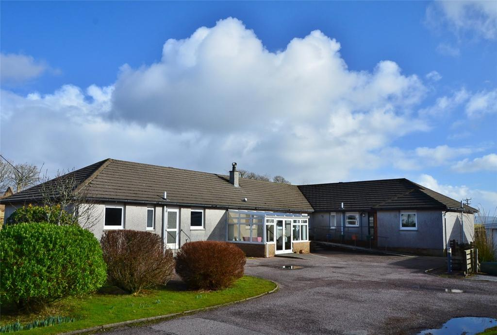 7 Bedrooms Detached House for sale in Abbeyfield House, Carradale, Campbeltown, Argyll, PA28