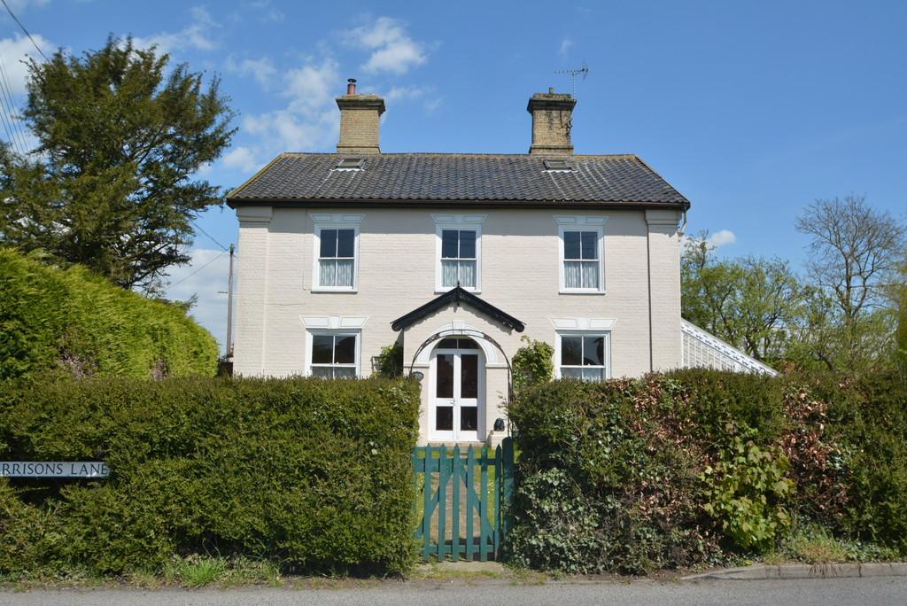 4 Bedrooms Detached House for sale in Harrisons Lane, Halesworth
