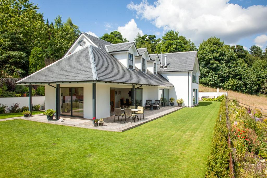 5 Bedrooms Detached House for sale in The Old Paddock, Old Cardrona, Cardrona, Peebles, Scottish Borders
