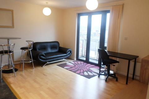 2 bedroom apartment to rent - Base Building, 2 Trafalgar Street, Sheffield, S1 4LQ