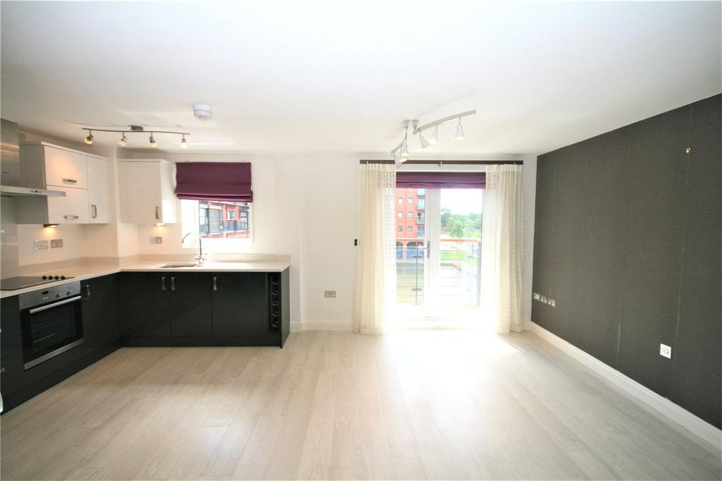 2 Bedrooms Apartment Flat for sale in Handbridge Square, Chester, CH1