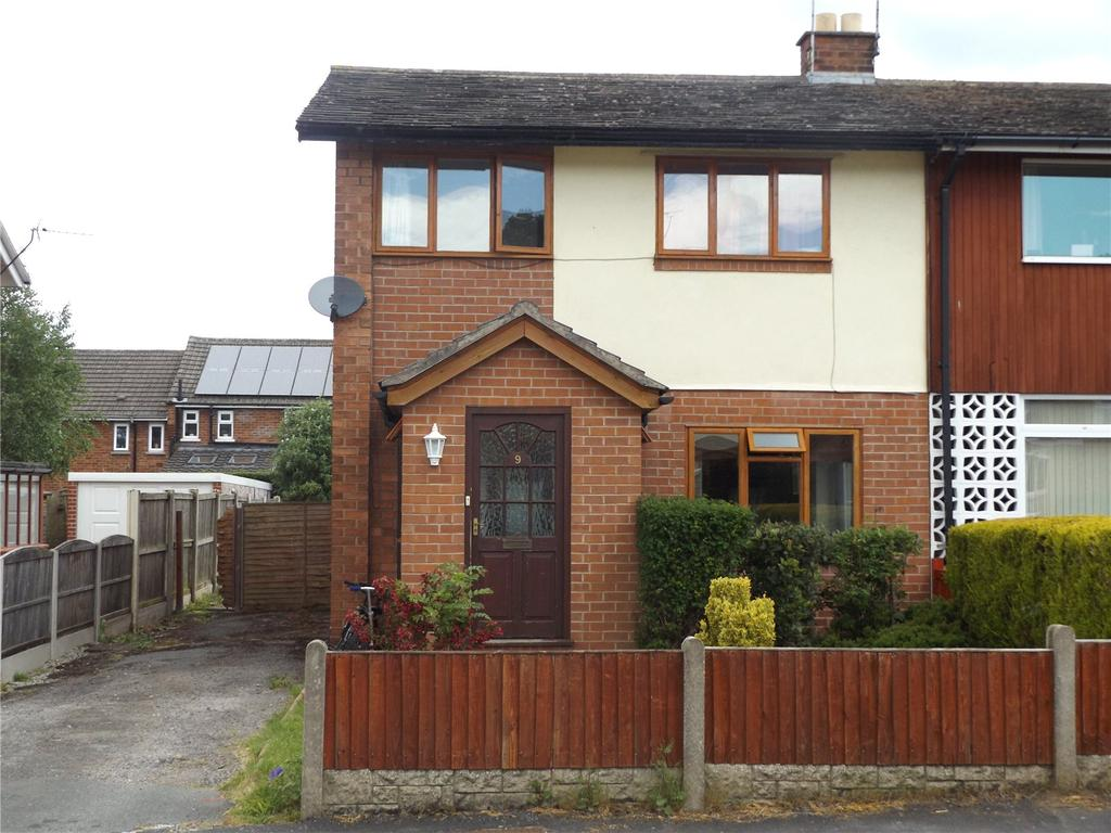 3 Bedrooms Semi Detached House for sale in Tintern Avenue, Upton, Chester, CH2