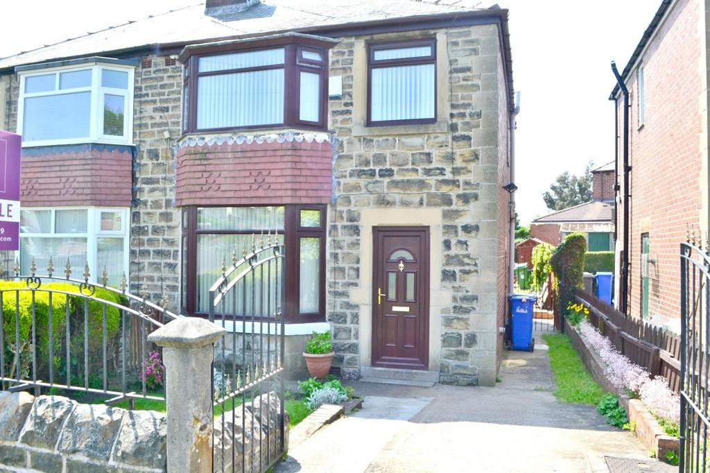 3 Bedrooms Semi Detached House for sale in Hastilar Road South, Richmond, Sheffield, S13