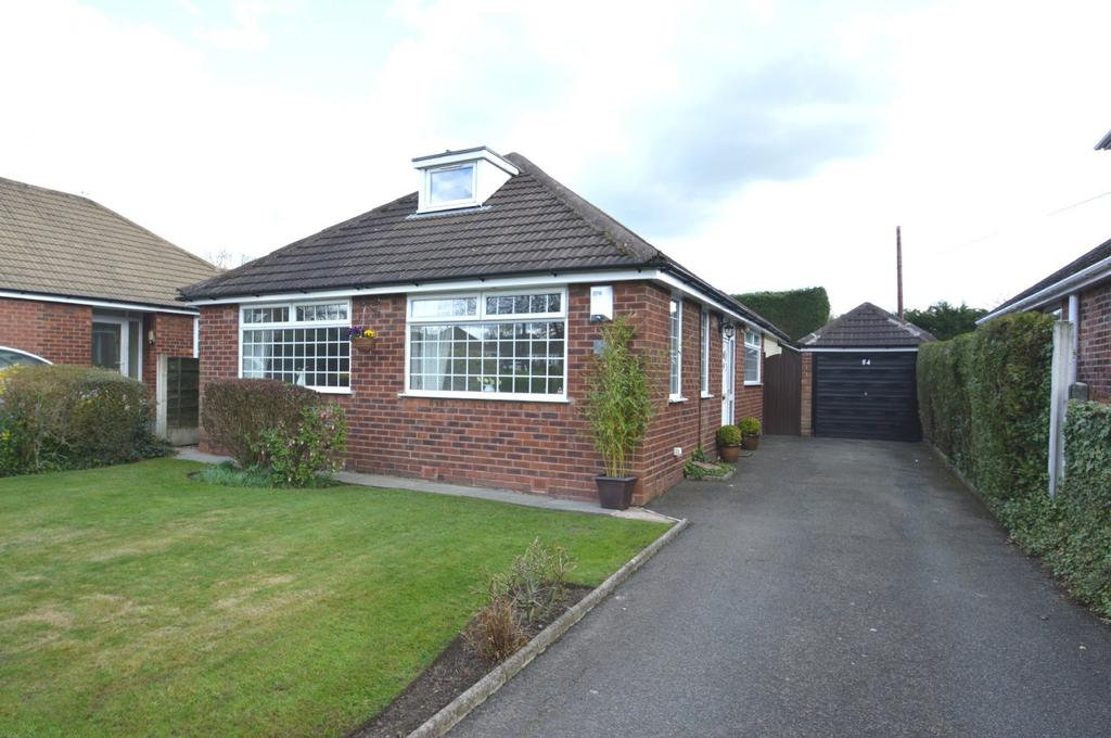 3 Bedrooms Detached Bungalow for sale in Hollytree Road, Plumley