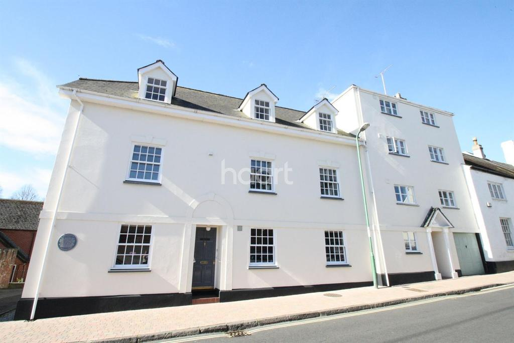 4 Bedrooms Flat for sale in Hyam Court, Glendower Street, Monmouth
