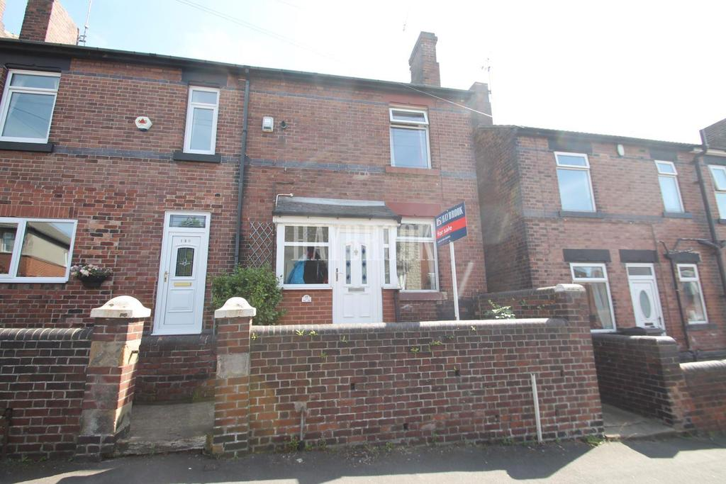 2 Bedrooms Semi Detached House for sale in South Street, Rawmarsh