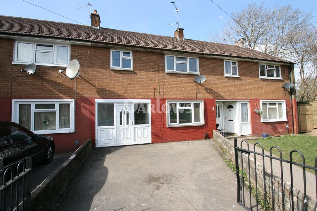 3 Bedrooms Terraced House for sale in Bunyan Close, Llanrumney, Cardiff