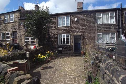 2 bedroom terraced house to rent - WOODHALL ROAD, CALVERLEY, PUDSEY, LS28 5NL