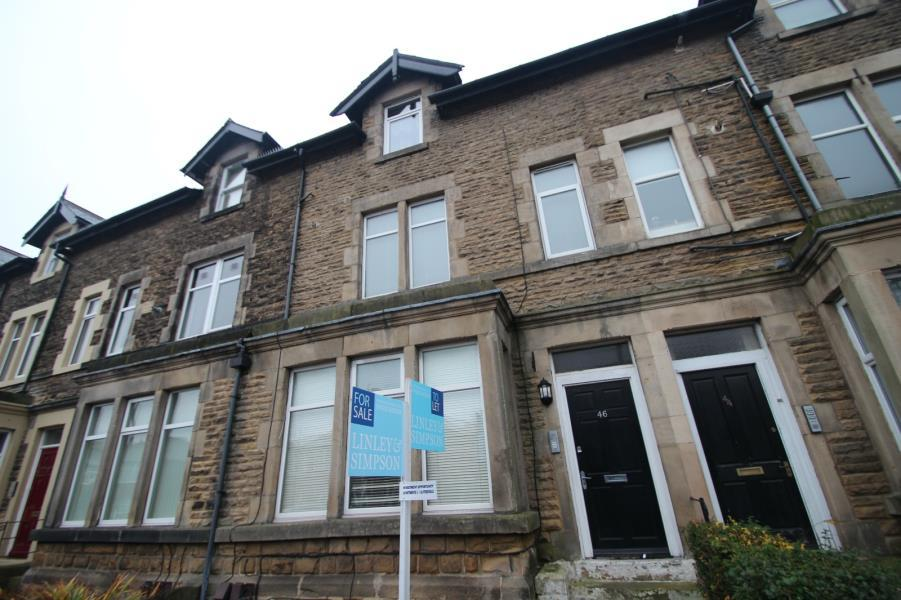 3 Bedrooms Apartment Flat for sale in DRAGON ROAD, HARROGATE, HG1 5DF
