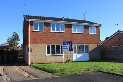 3 bedroom semi-detached house to rent - Martindale, Wildwood, Stafford, Staffordshire, ST17 4RB