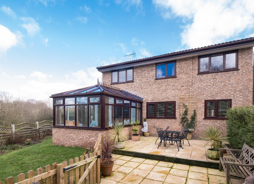 4 Bedrooms Detached House for sale in OPEN HOUSE SATURDAY 17th February 1.30 - 2.30pm. Ennerdale Road, CW2