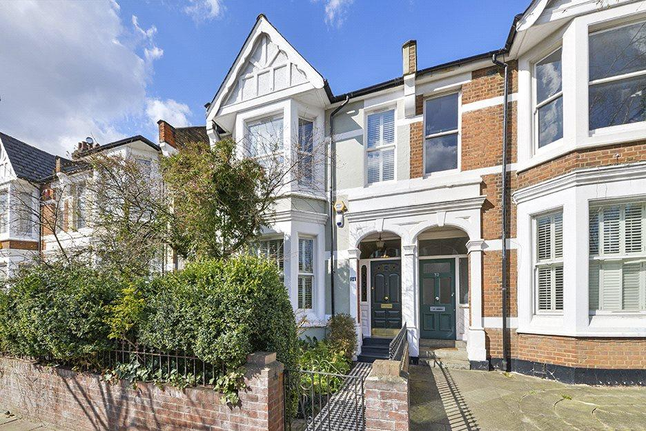 4 Bedrooms Terraced House for sale in Harvist Road, Queen's Park, London, NW6