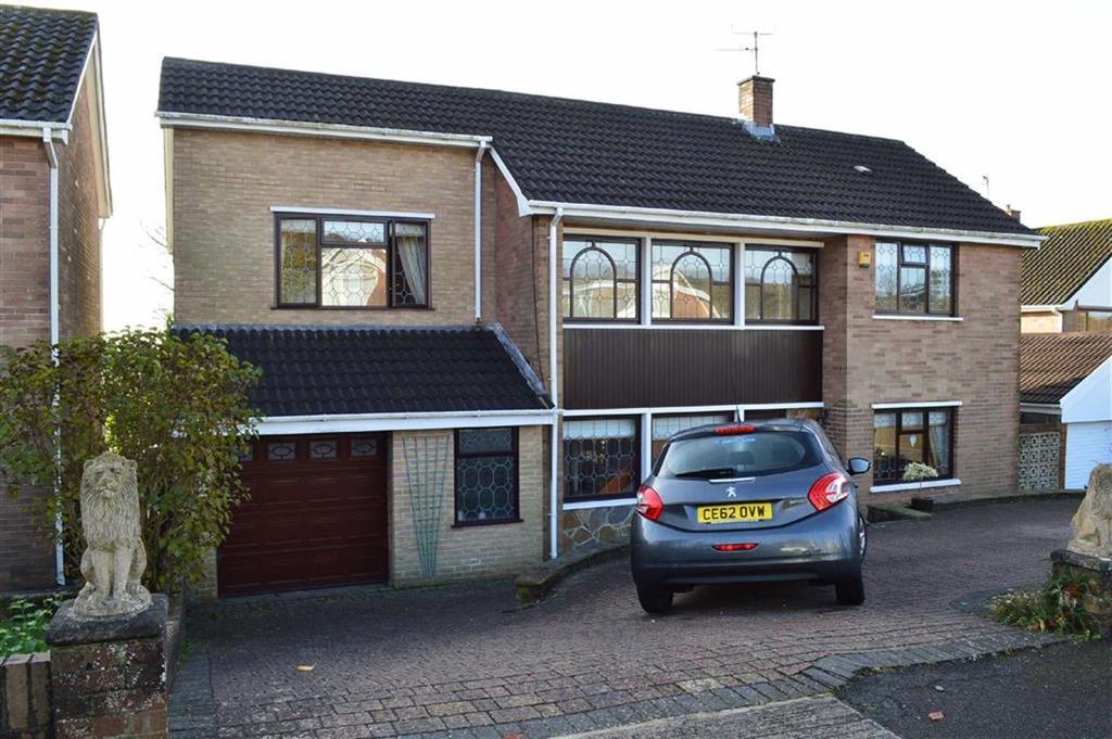 4 Bedrooms Detached House for sale in Hendrefoilan Avenue, Swansea, SA2