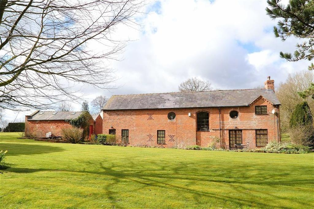 3 Bedrooms Barn Conversion Character Property for sale in Terrick Hall, Whitchurch, SY13