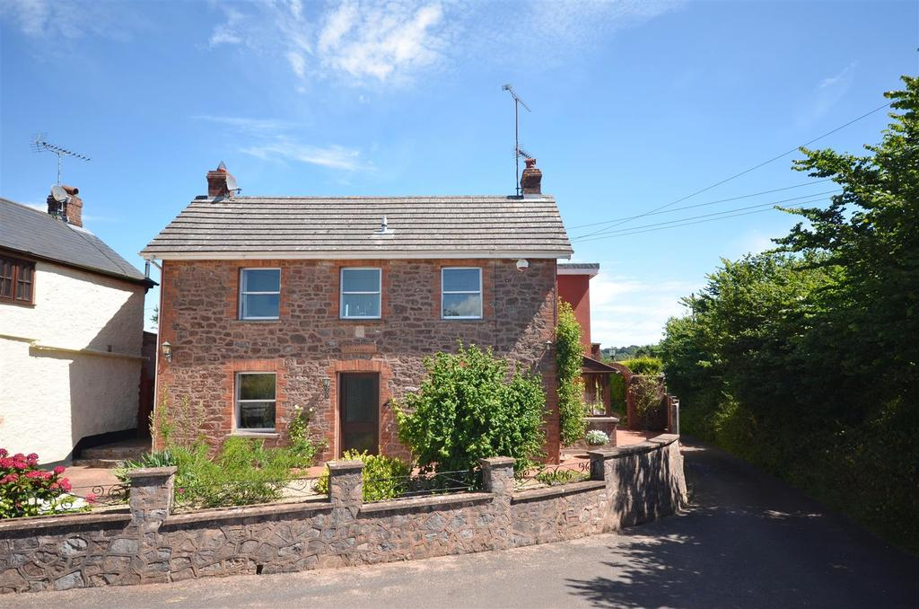 3 Bedrooms Detached House for sale in Screedy, Milverton
