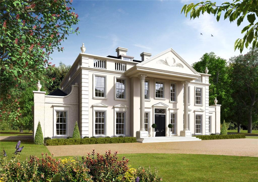5 Bedrooms Detached House for sale in Sherbourne Drive, Ascot, Berkshire, SL5
