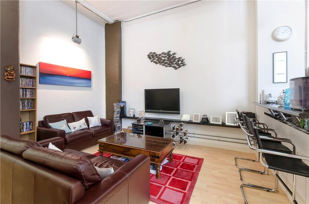 3 Bedrooms Flat for sale in Birchfield Street, Limehouse, London, E14