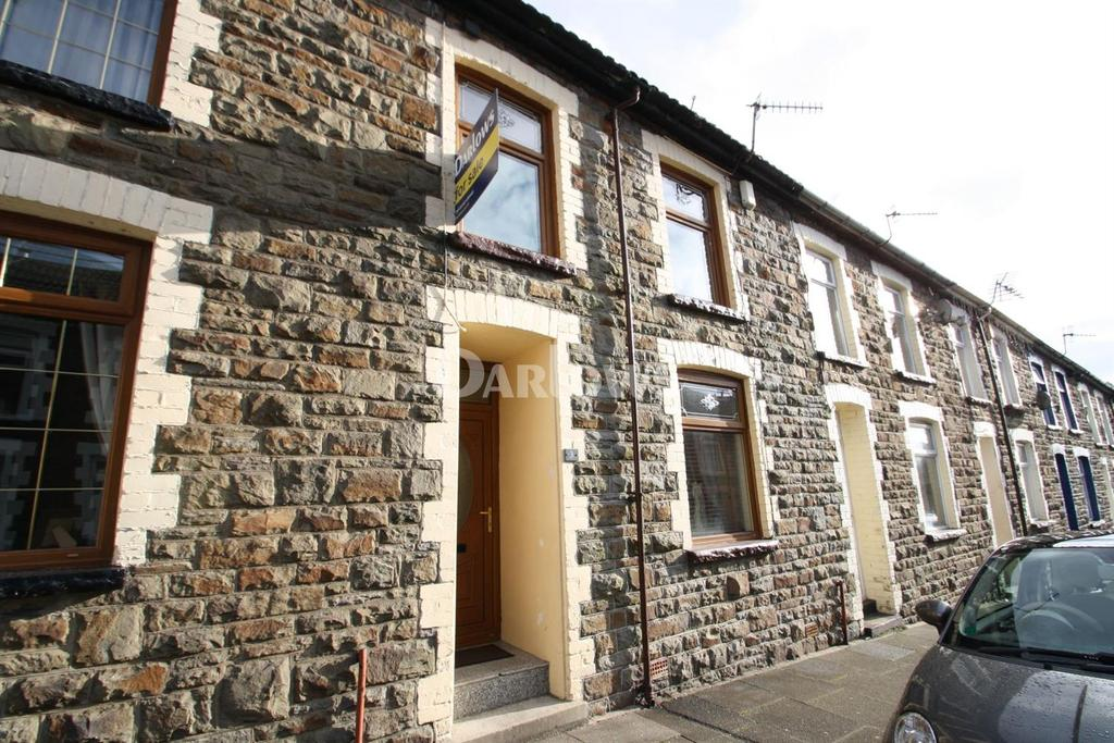 3 Bedrooms Terraced House for sale in Adams Street, Clydach vale