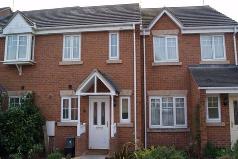 2 bedroom terraced house to rent - Walcot Road, Market Harborough, Leicestershire