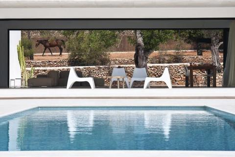 4 bedroom detached house  - Contemporary New Villa, San Juan, Ibiza