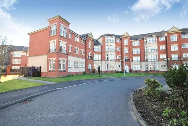 2 Bedrooms Flat for sale in 7D MillBrae Court, Ayr, KA7 3GT