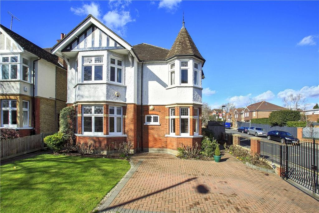 5 Bedrooms Detached House for sale in Queens Road, Richmond, London, TW10