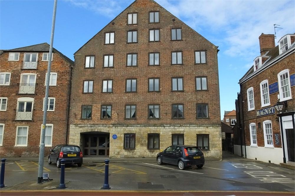 1 Bedroom Flat for sale in Haven Hall, South Square, Boston, Lincolnshire