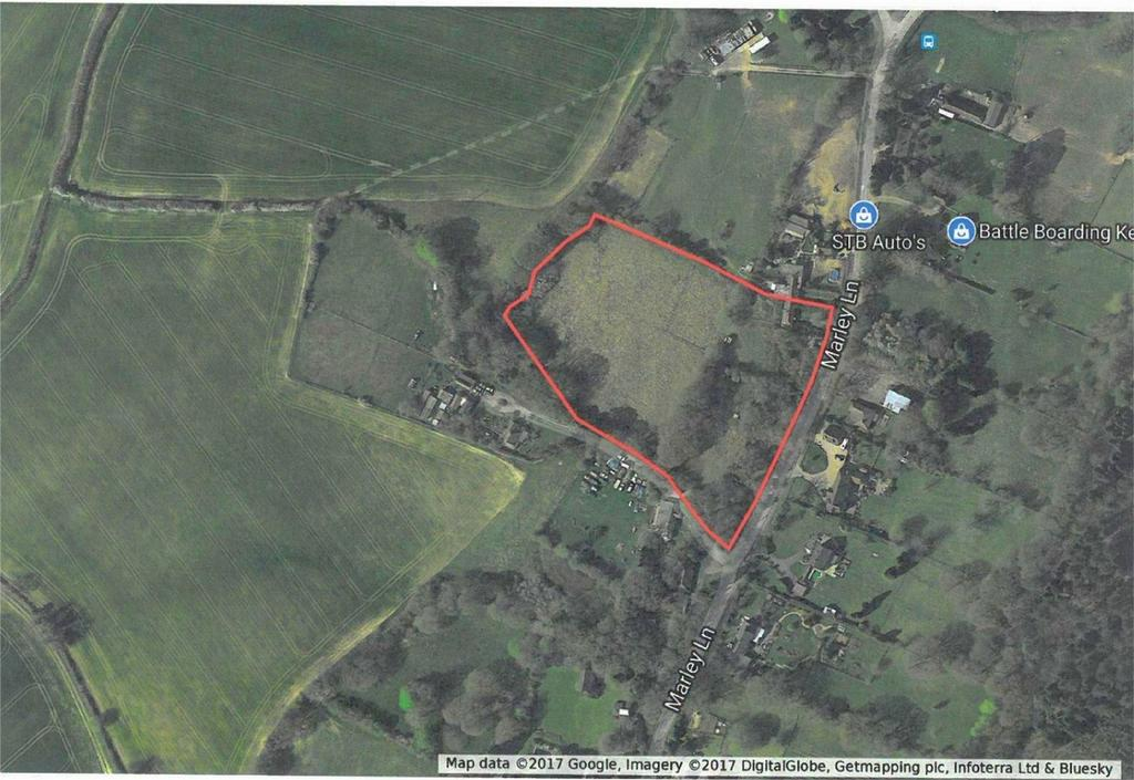 Land Commercial for sale in Marley Lane, BATTLE, East Sussex