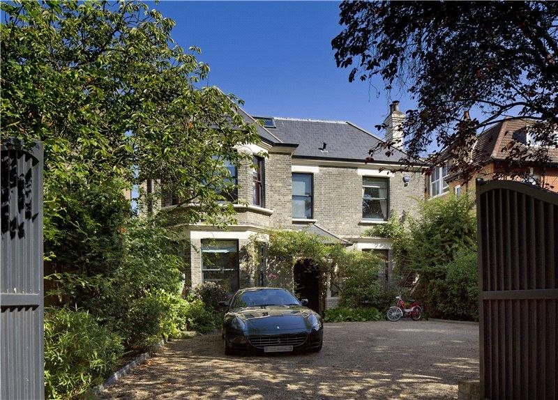 5 Bedrooms Detached House for sale in Willesden Lane, Brondesbury, London, NW2