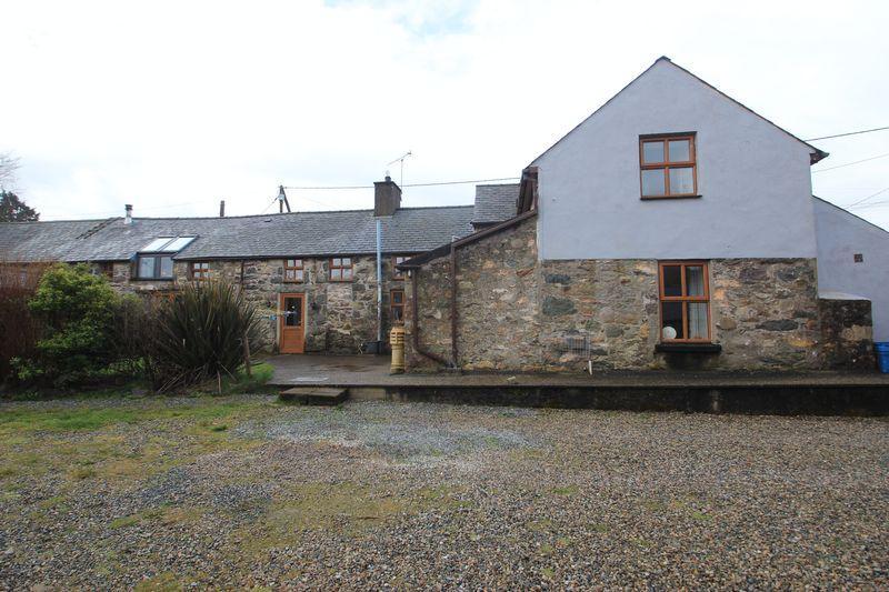 5 Bedrooms House for sale in Llanaelhaearn, Gwynedd