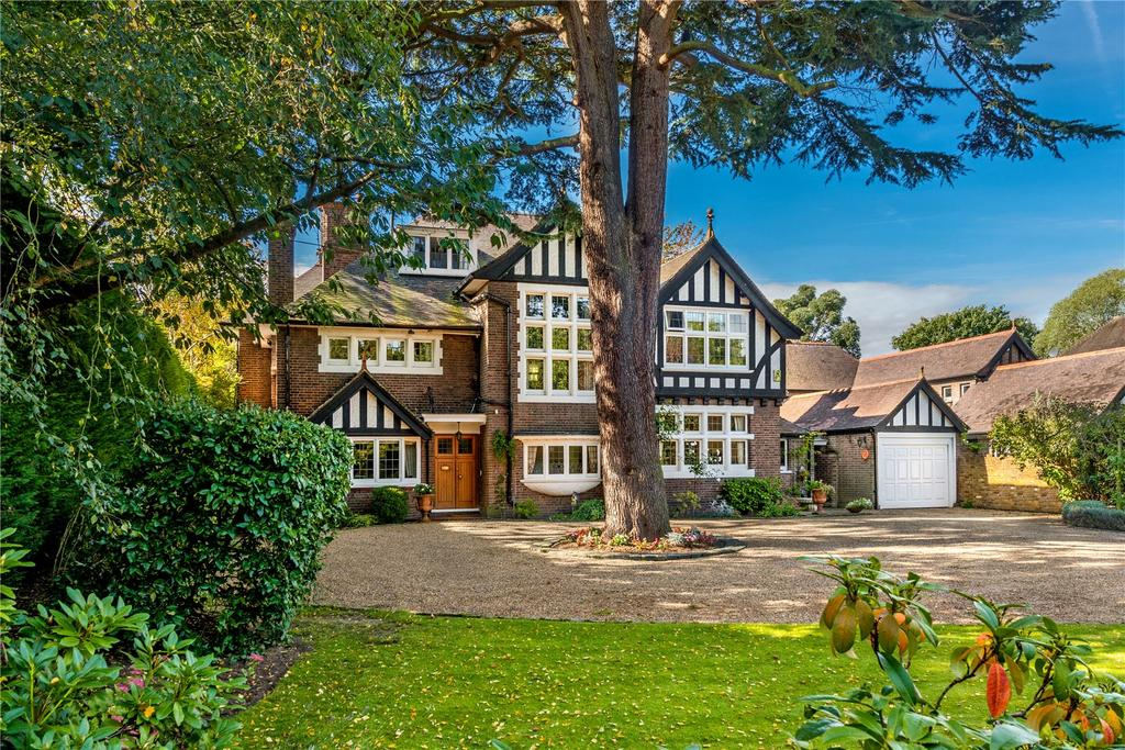 6 Bedrooms Detached House for sale in Church Road, Ham, Richmond, Surrey, TW10