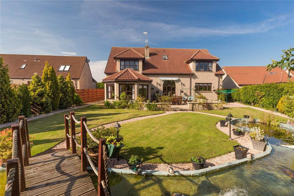 5 Bedrooms Detached House for sale in The Priory, Star, Glenrothes, Fife, KY7