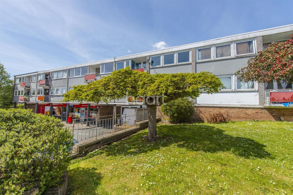 2 Bedrooms Flat for sale in Wordsworth Drive, Taunton