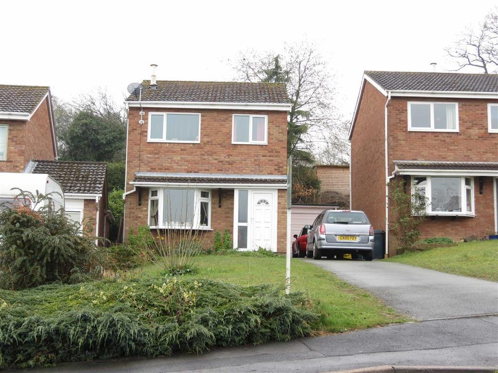 3 Bedrooms Detached House for sale in Severn Way, Shrewsbury, Shropshire