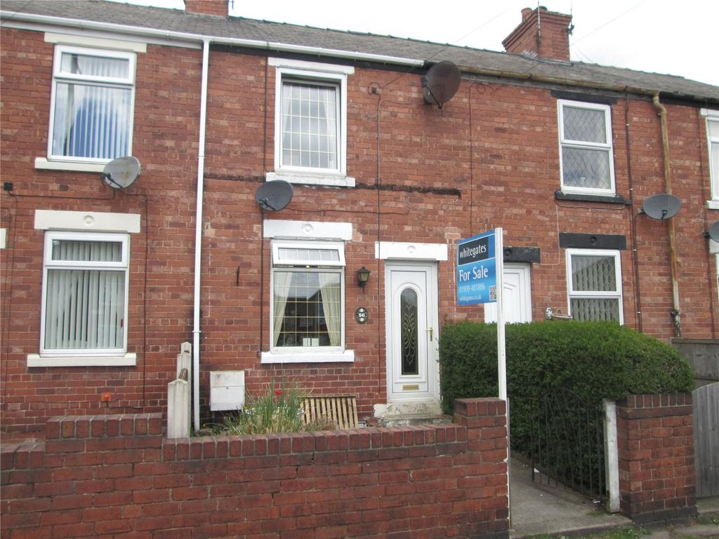 2 Bedrooms Terraced House for sale in Lowtown Street, Worksop, Notts, S80
