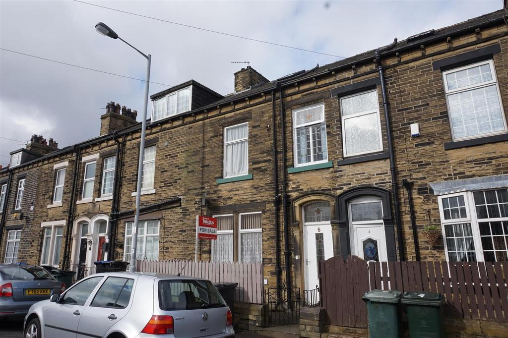4 Bedrooms Terraced House for sale in Undercliffe Old Road, Bradford, BD2 4QS