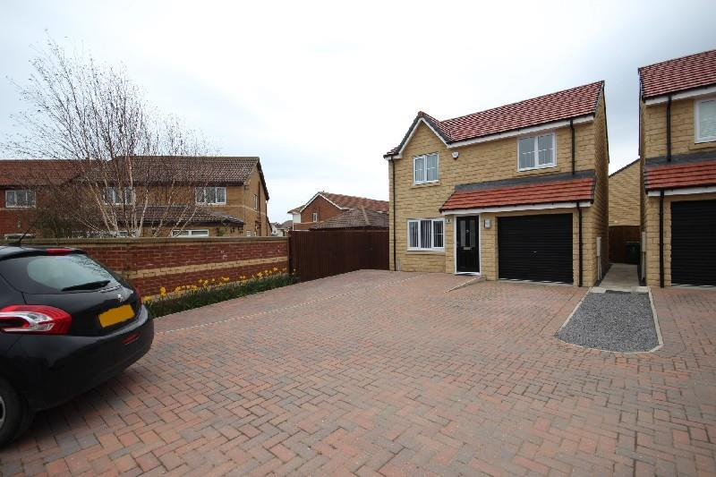4 Bedrooms Detached House for sale in Cath Hill Close, Hartlepool