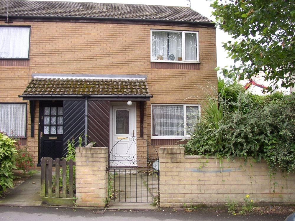 2 Bedrooms End Of Terrace House for sale in New Holles Court, Worksop, Nottinghamshire, S80