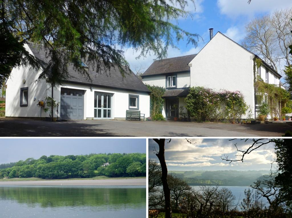 5 Bedrooms Detached House for sale in Ferry Cottage