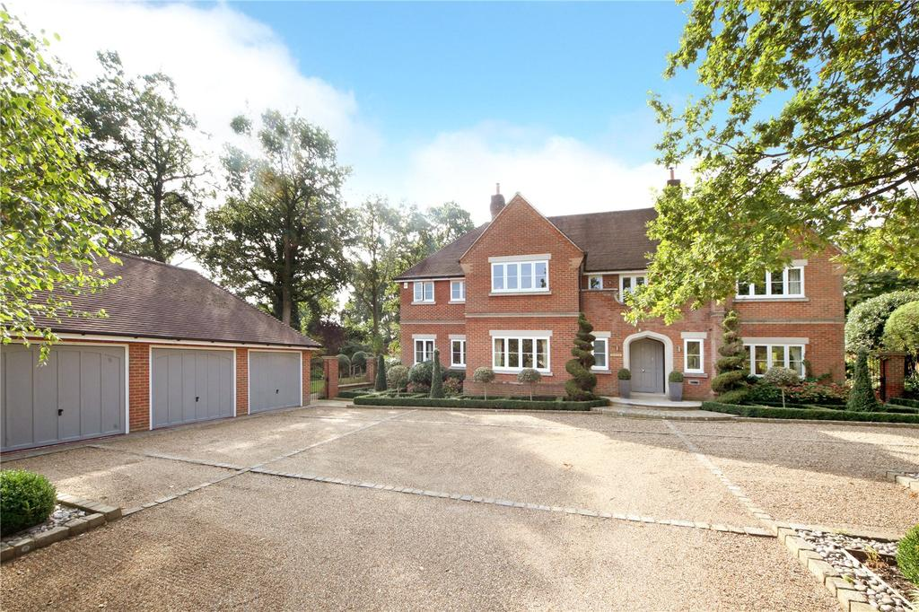 5 Bedrooms House for sale in Priory Road, Sunningdale, Berkshire