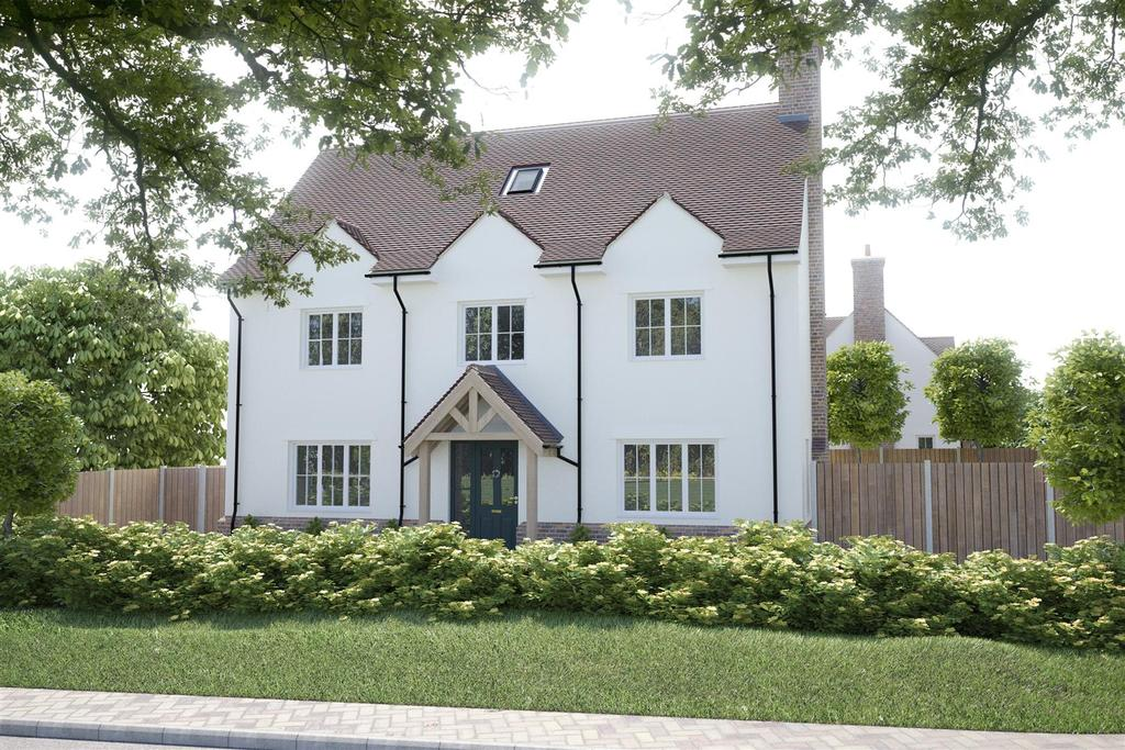 5 Bedrooms Detached House for sale in Outings Lane, Doddinghurst, Brentwood