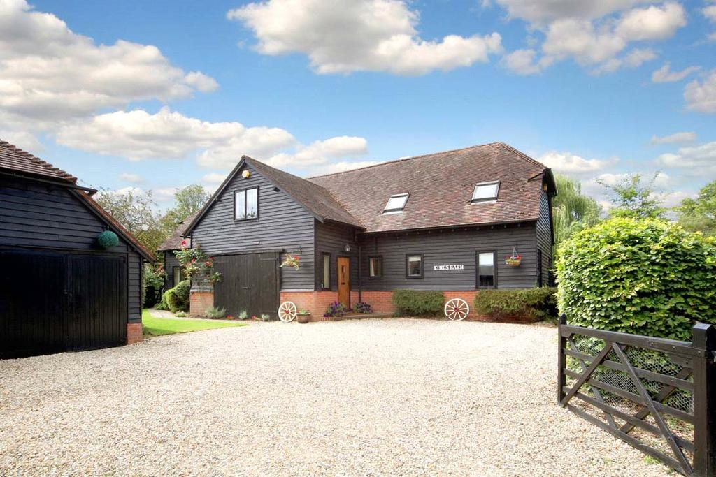 5 Bedrooms Detached House for sale in Sherfield Green, Sherfield-on-Loddon, Hook, Hampshire, RG27